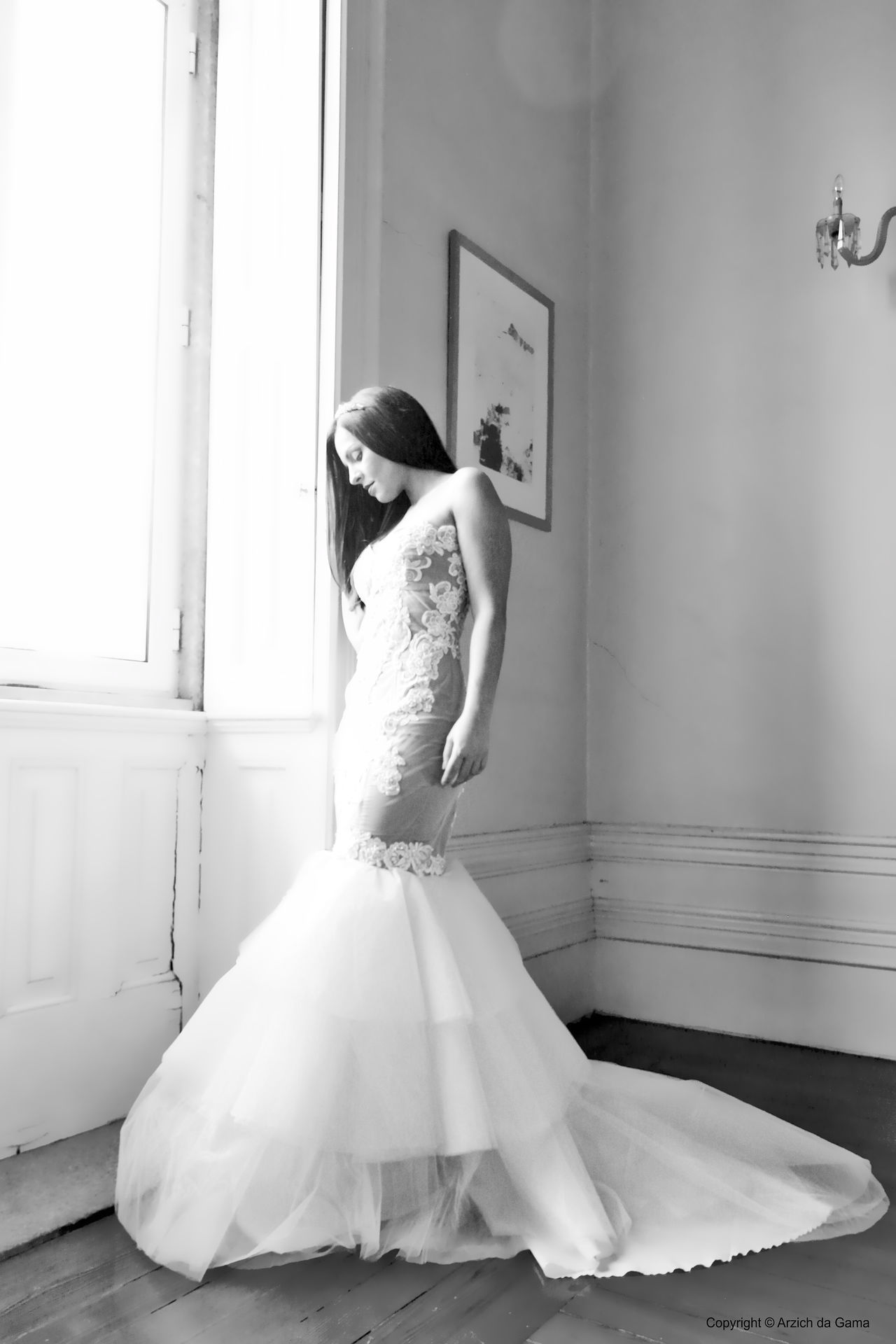 I won't add model and place release! deal with it! Adult Adults Only Ballet Ballet Dancer Bride Bride Dress Day Evening Gown Grace Indoors  Light And Reflection One Person People Standing Wedding Dress Window Young Adult