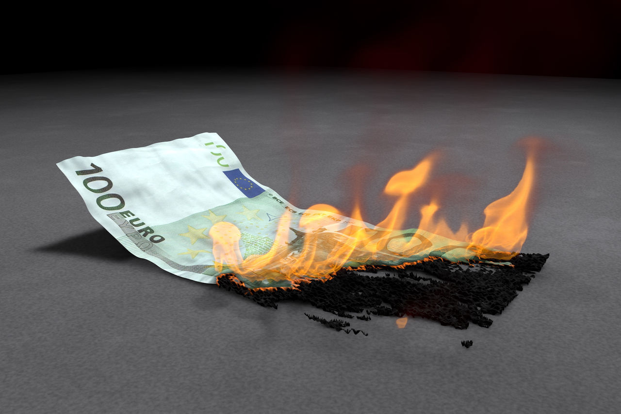 Beautiful stock photos of feuer,  Close-Up,  Currency,  Damaged,  Destruction