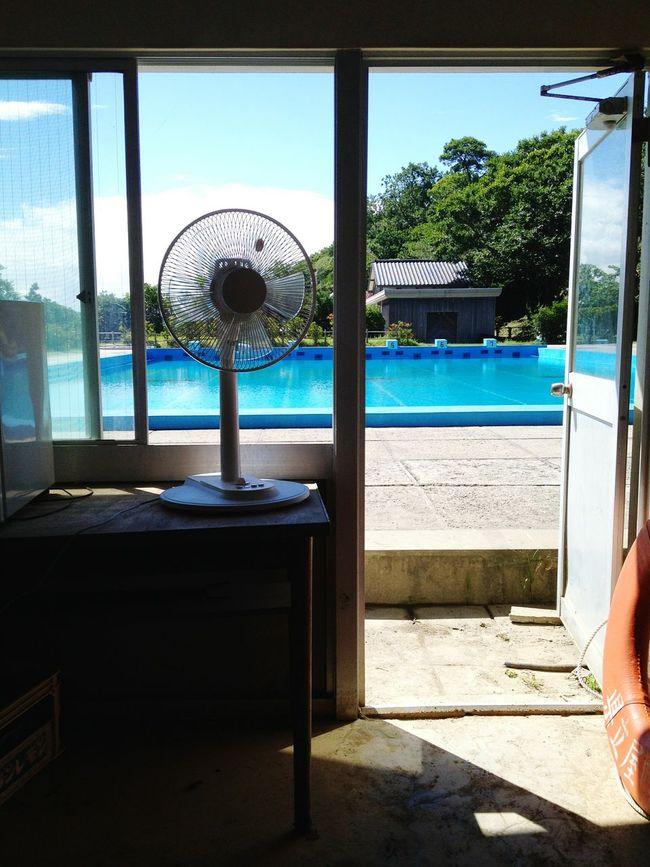 Poolside Japanese Style Summer Of Japan