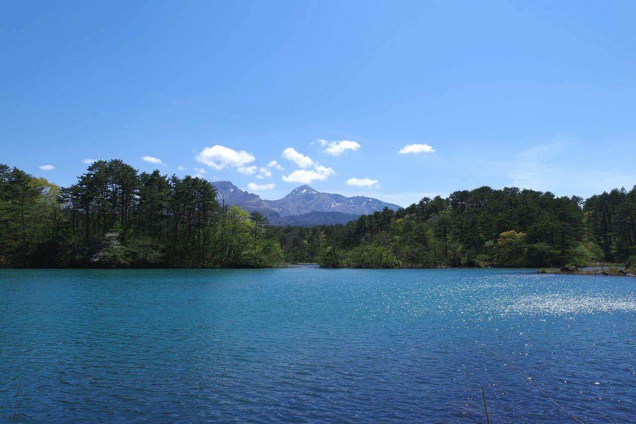よい評判をあまり聞かない24-70。eyeemにupすると潰れるけど素の画像をみると 磐梯山の細部まで解像してる。 五色沼 毘沙門沼 Emeraldgreen Landscape Mt.Bandai Nature Photography