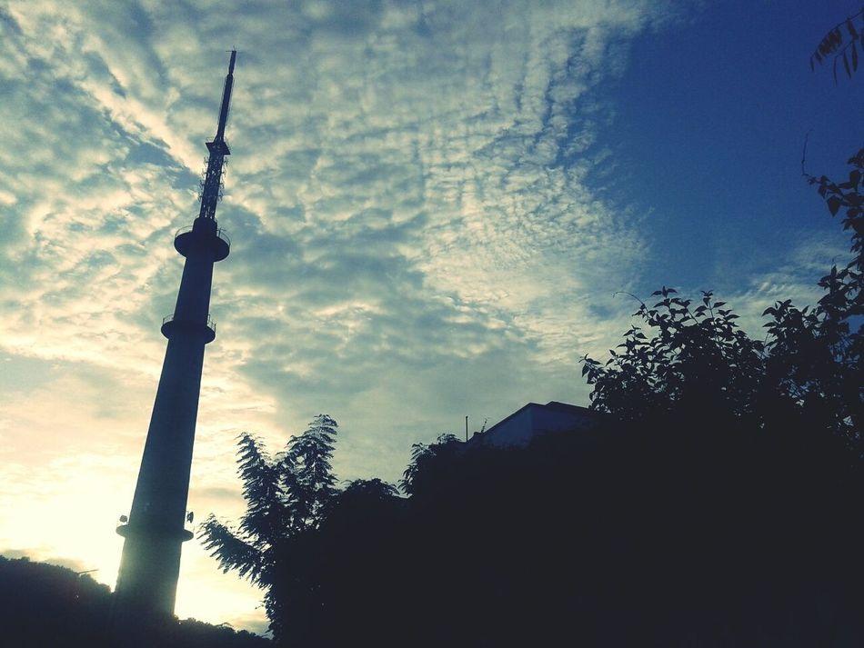 TV Tower View Narakashur Hill Top Tashdique Mehtaj