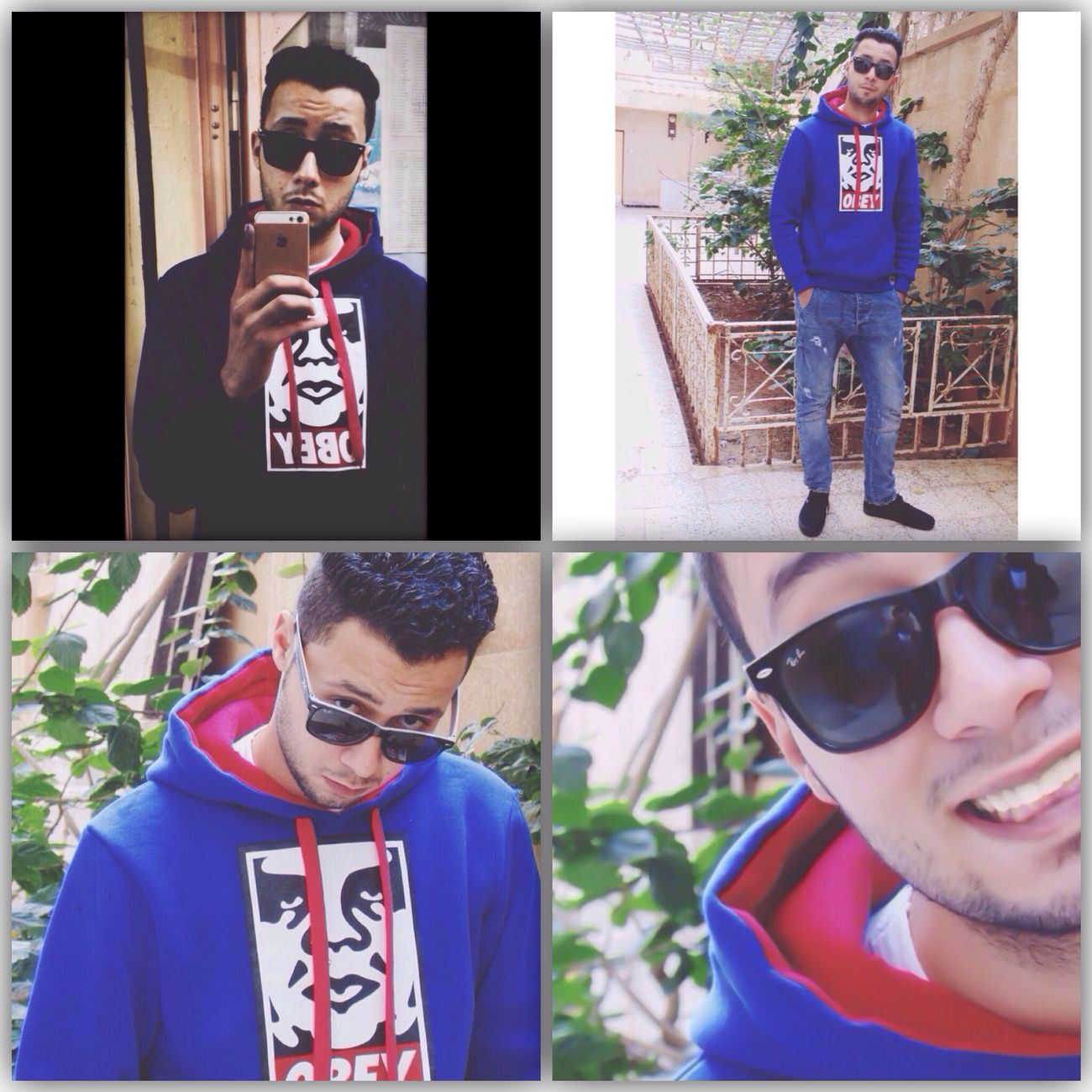 My_style Cool OBEY Me