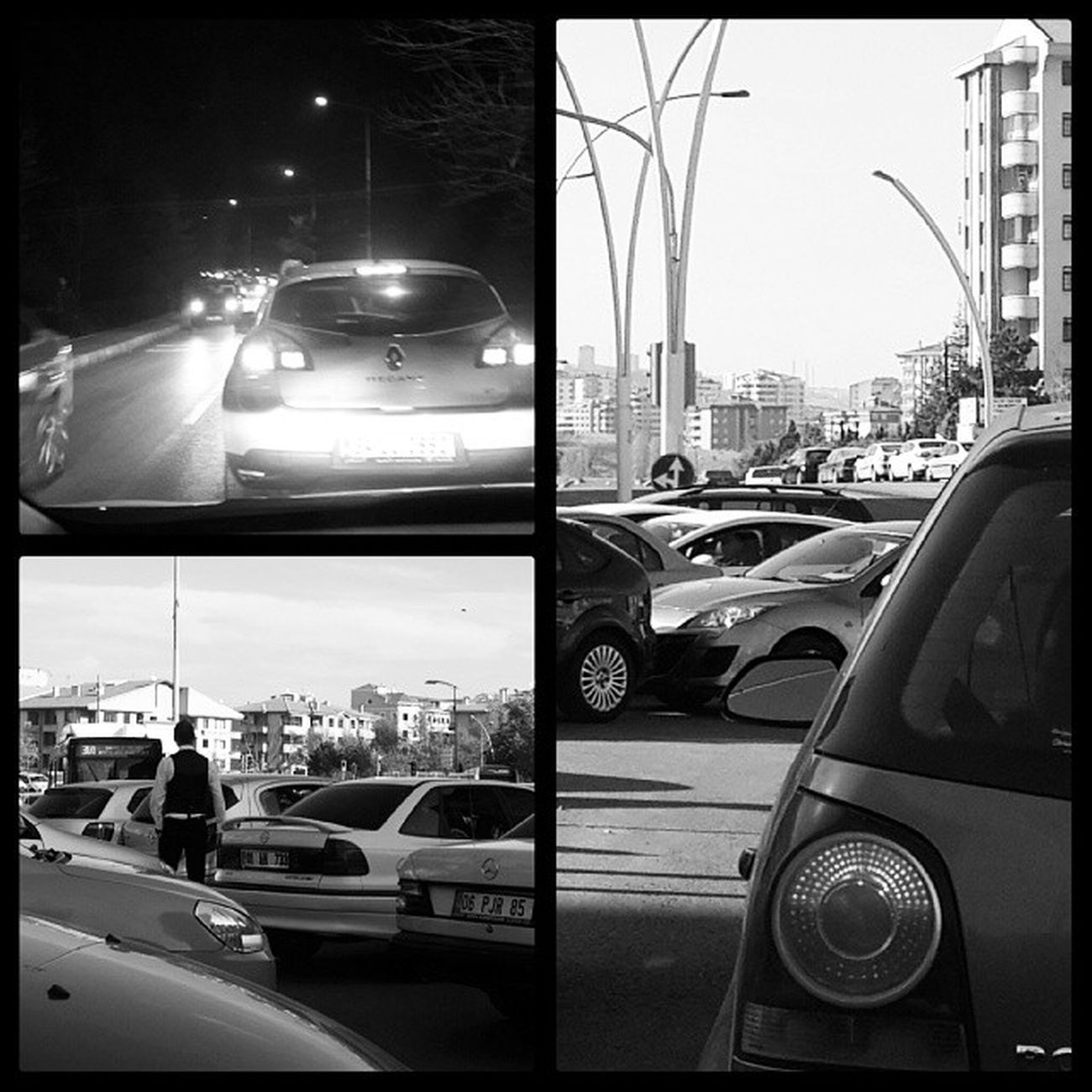 Ankarada trafik keyfiiiii ? Ankara Trafik Odtuyolu Nowayout stuck waiting bw instaanger