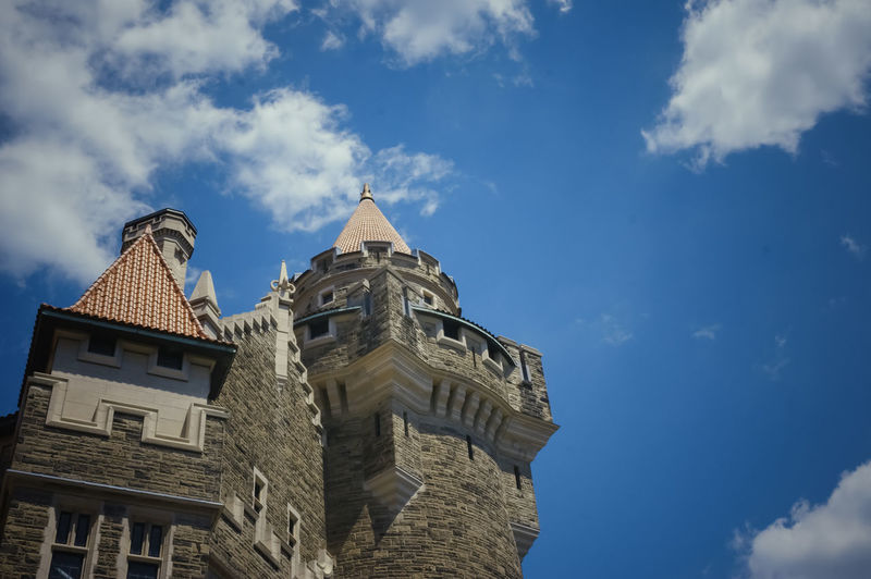 Casa Loma Toronto Travel Photography Castle Relaxing Abstract Architecture Building Top Old Building