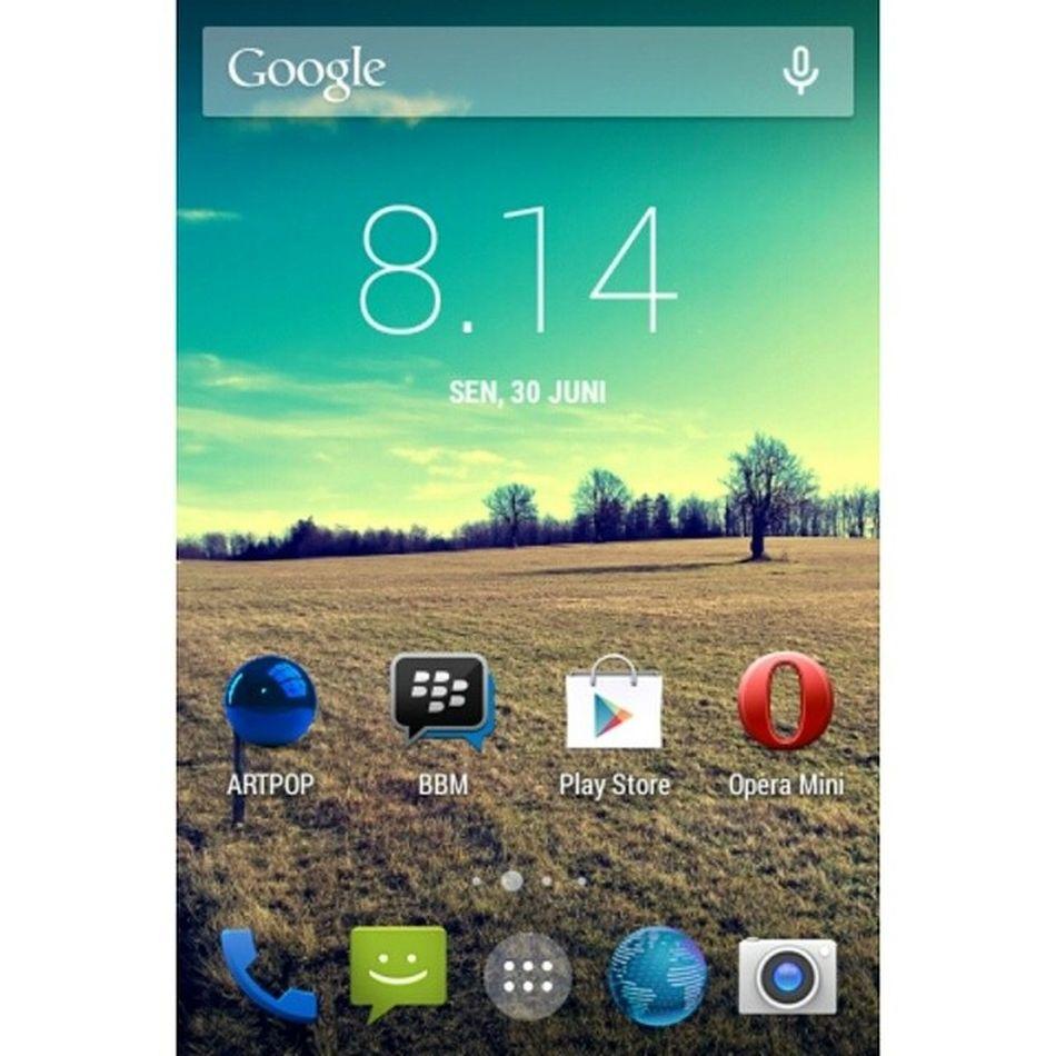 @cyanogenmod makasi banyak buat cyanogenmod. Berkat CM gw bisa ngerasain Kitkat! Hp gw jadi super no lag lemot lagi. Fitur google now lebih canggih dll. Thankyou Cyanogenmod By  Yourbiggestfan kitkat cyanogenmod lover google android