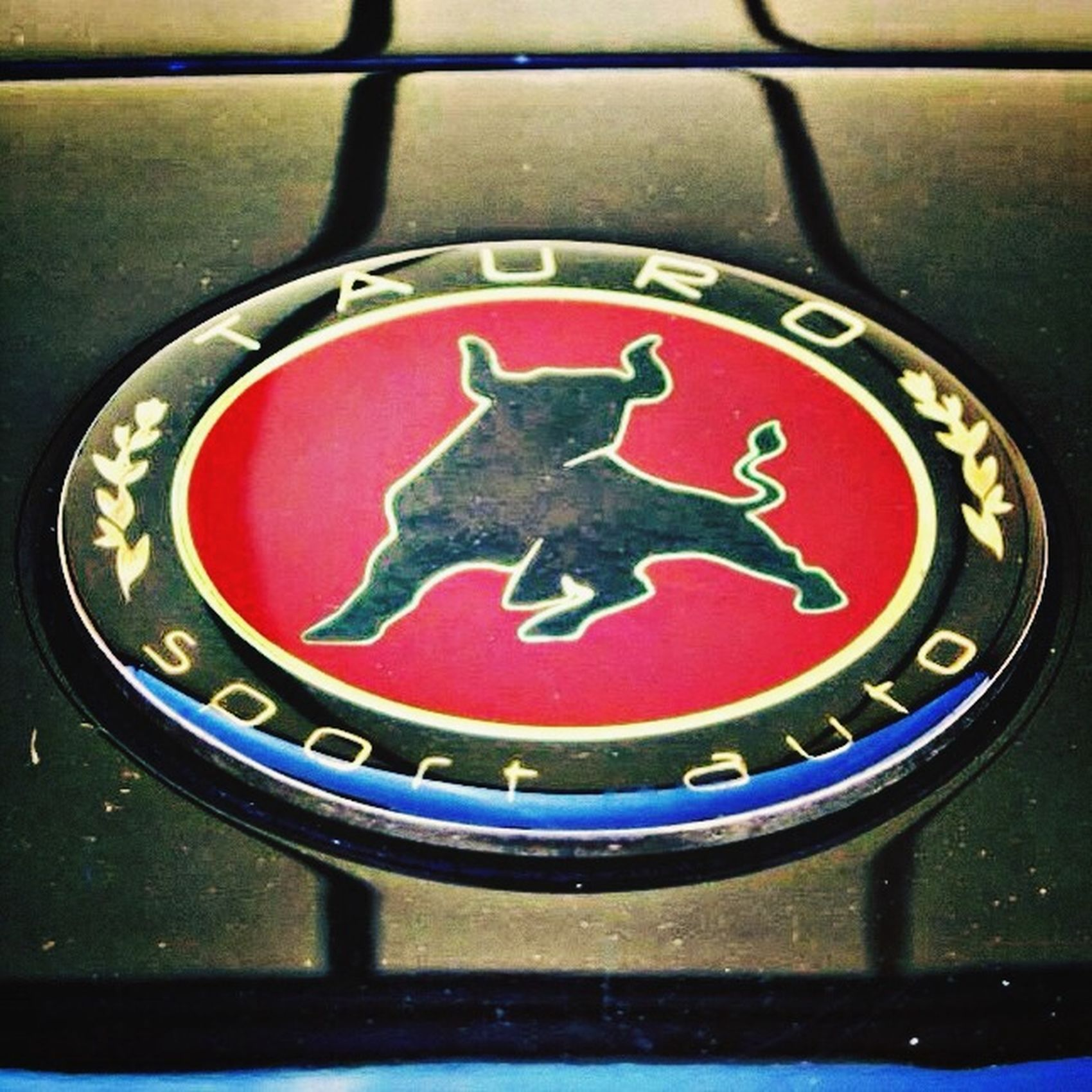 Tauro Auto Spot Goodwood Festival Of Speed 2013 Car Badge
