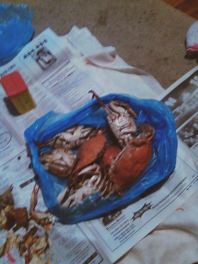 Food Porn Awards Eating Crabs SEAFOOD🐡