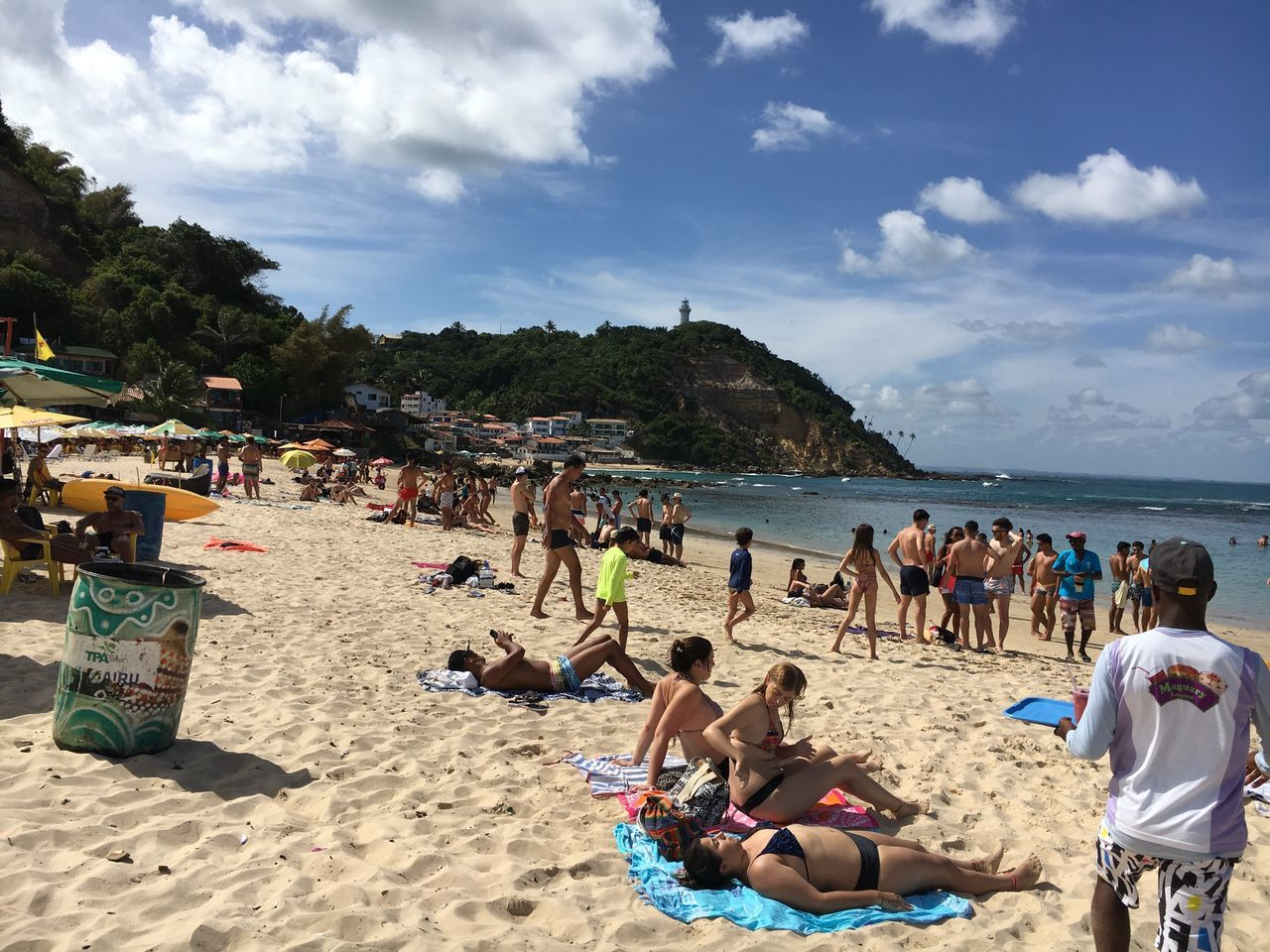 Beach Brazil Sea Lifestyles