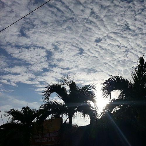 Feng he zi ri hooray ~ Tangkak Weather Love Sunshine