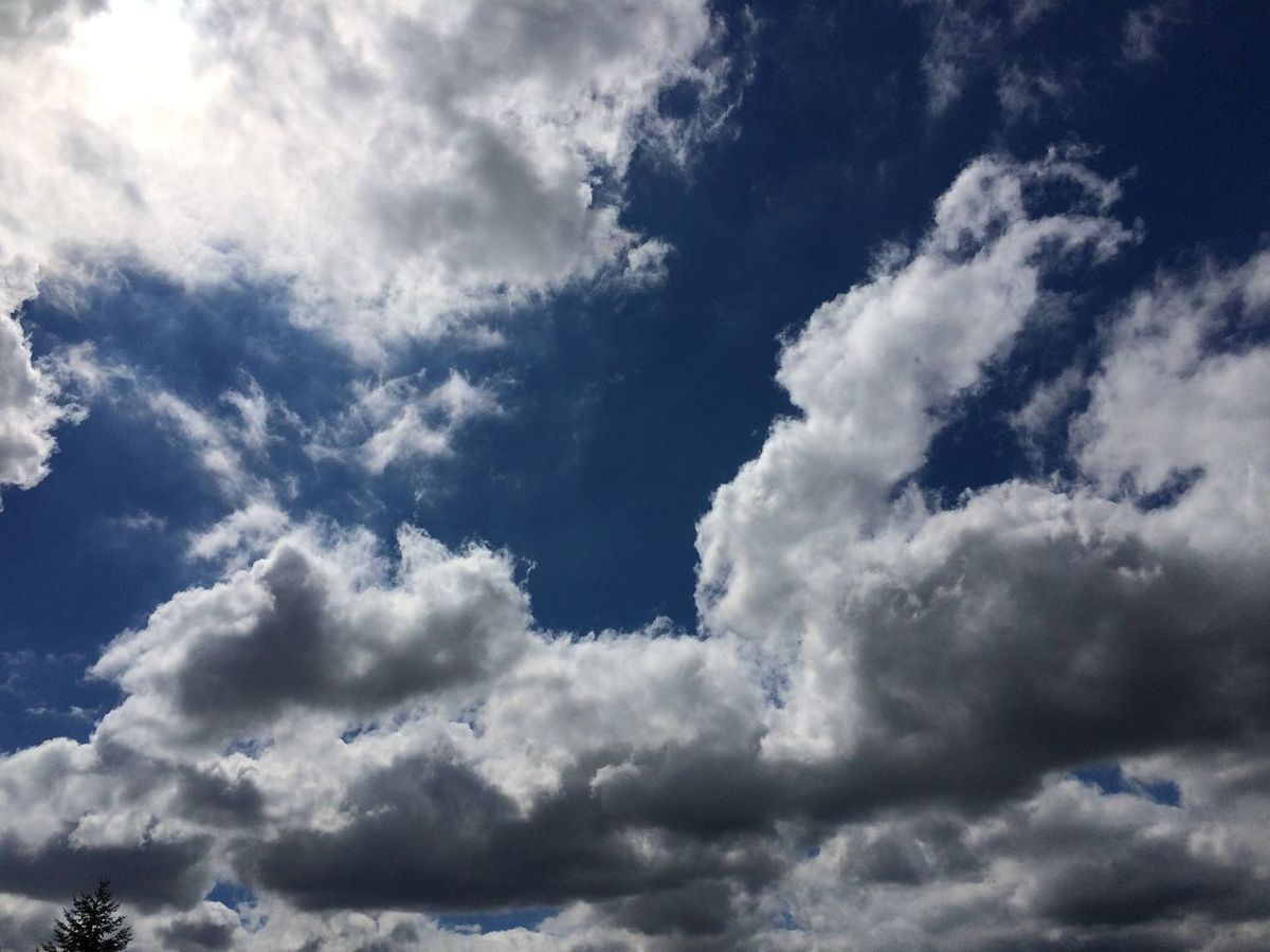 Hello World Check This Out Relaxing Taking Photos Enjoying Life Weather, sky Clouds