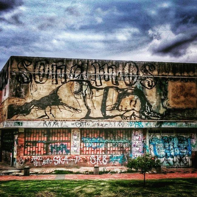 Para Soñar ... Dormir Muro  Graffiti Graffiti Art Urbano Diseño Y Creatividad