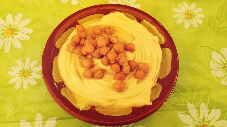 Hummus Foodie Happy Sunday