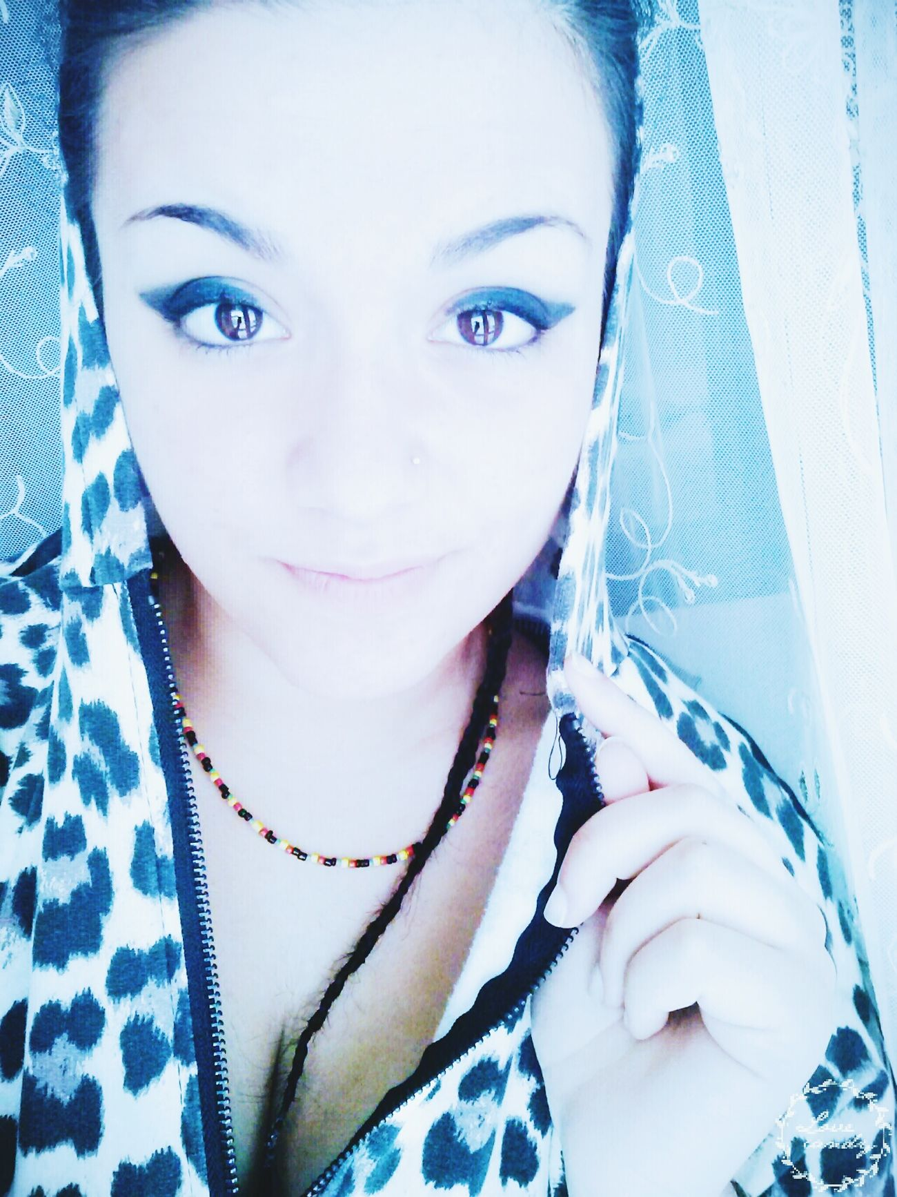 Eyes Leopardo ♡ Treccine Smokeyeye YoYo ✌❤