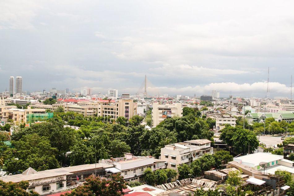 Beautiful stock photos of bangkok, Architecture, Building Exterior, Built Structure, Cloud