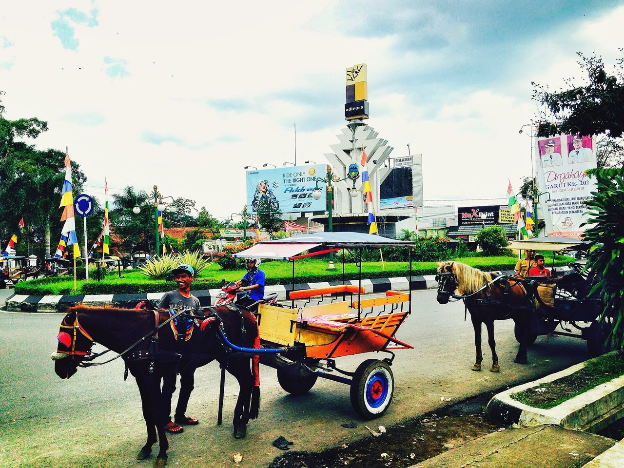 Animals Horse Horses Horse Riding Traditional Delman INDONESIA Hello World photo by Handyhamdany.blogspot.com Garut