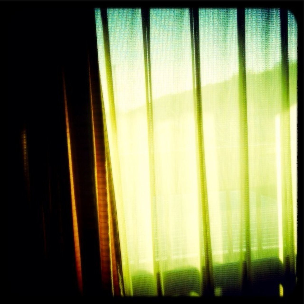 curtain, drapes, window, indoors, no people, blinds, day, close-up, nature