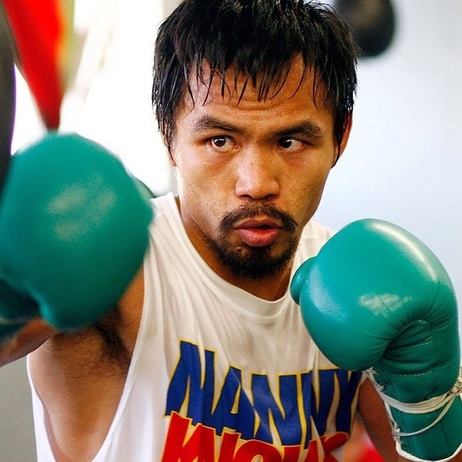 Pacquiao Thebest Boxing 💪