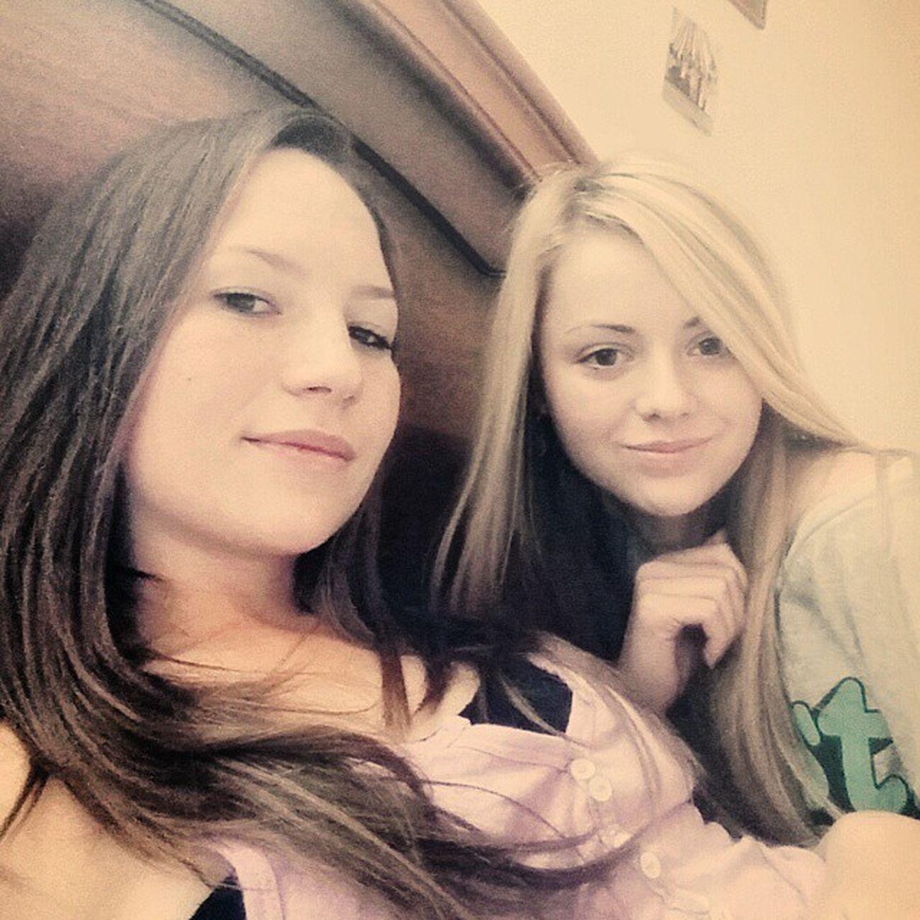 Blond Bff Russiangirlsss_ Sisters cute morning Nastya Vika בוקר טוב❤