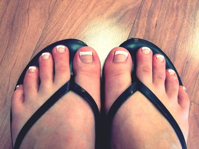 French Pedicure!