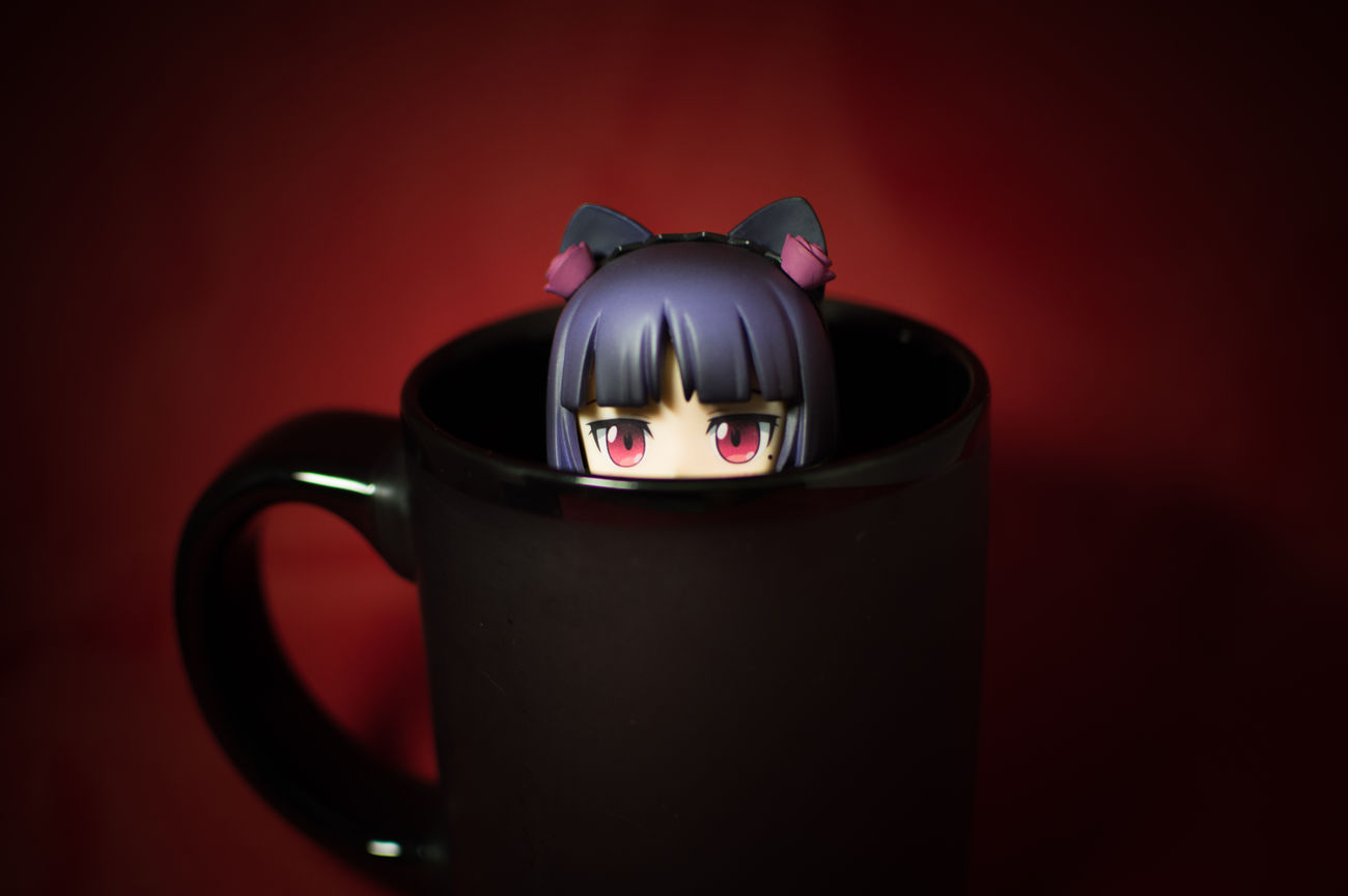Animefigure Nendophotography Figurephotography Nendoroid Toyphotography Goodsmilecompany Kuroneko