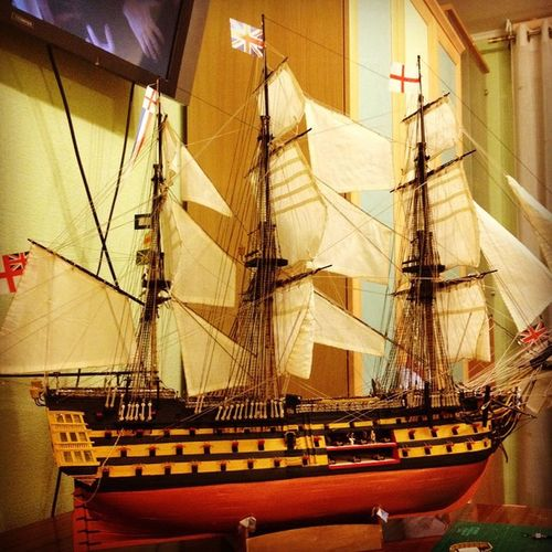 DIY Deagostini HMSVictory Partworks деа деагостини Hobby своимируками Ship Wood Scalemodel