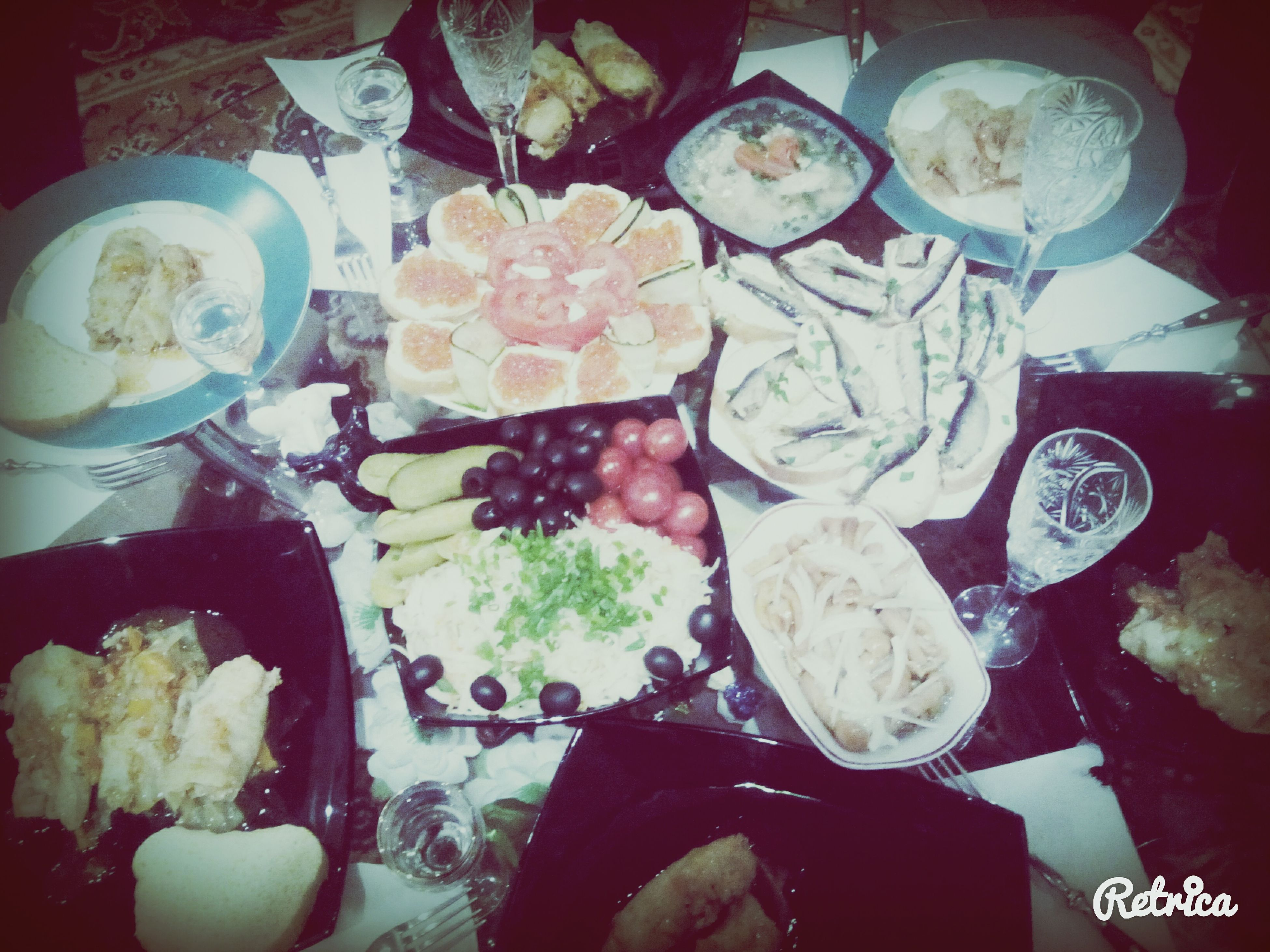food and drink, indoors, food, freshness, ready-to-eat, plate, still life, table, indulgence, high angle view, healthy eating, sweet food, serving size, meal, drink, refreshment, bread, bowl, dessert