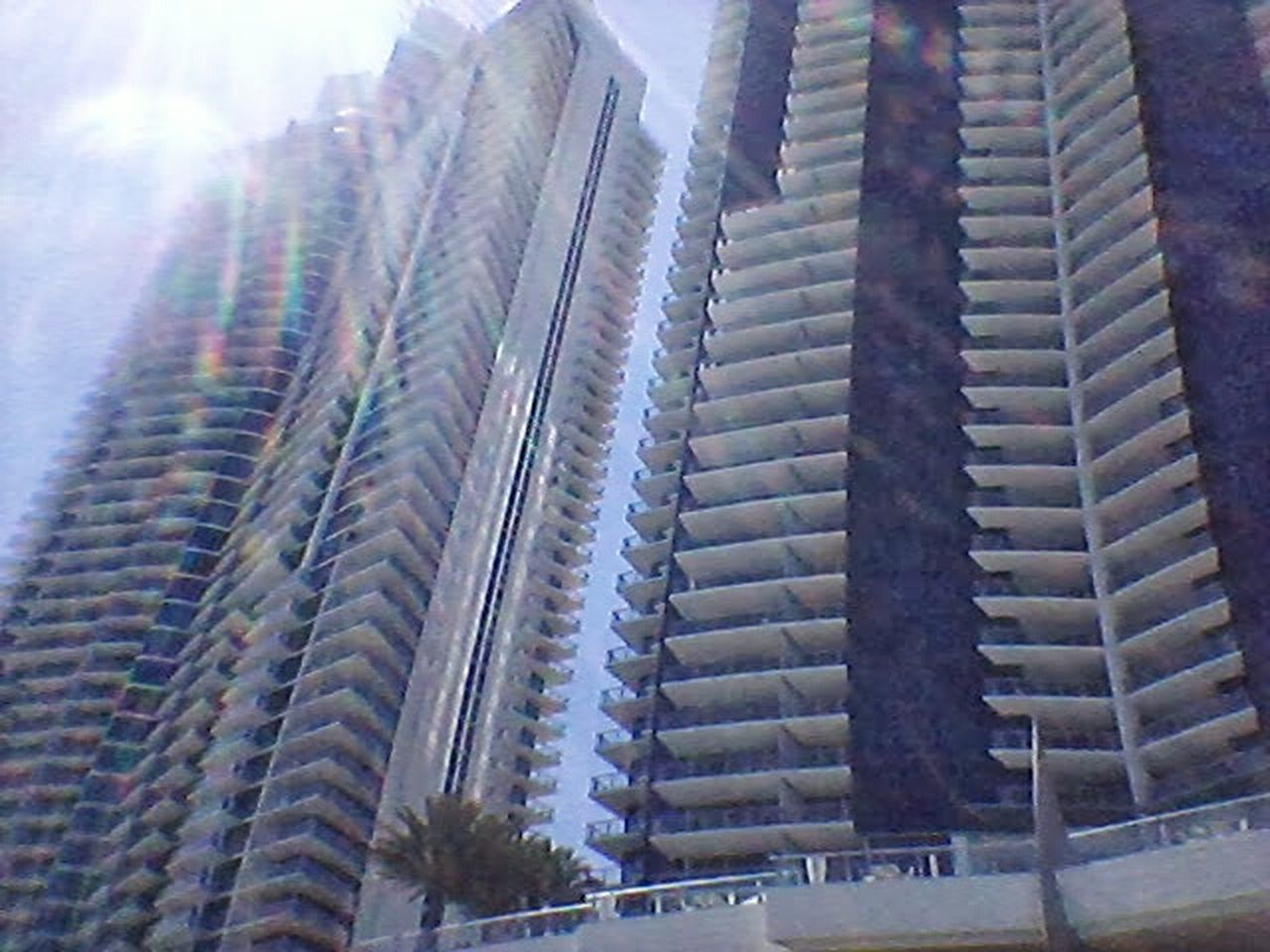 Amazing Architecture North Miami Beach Sky Scrapers Florida Summer2015 Cityscapes