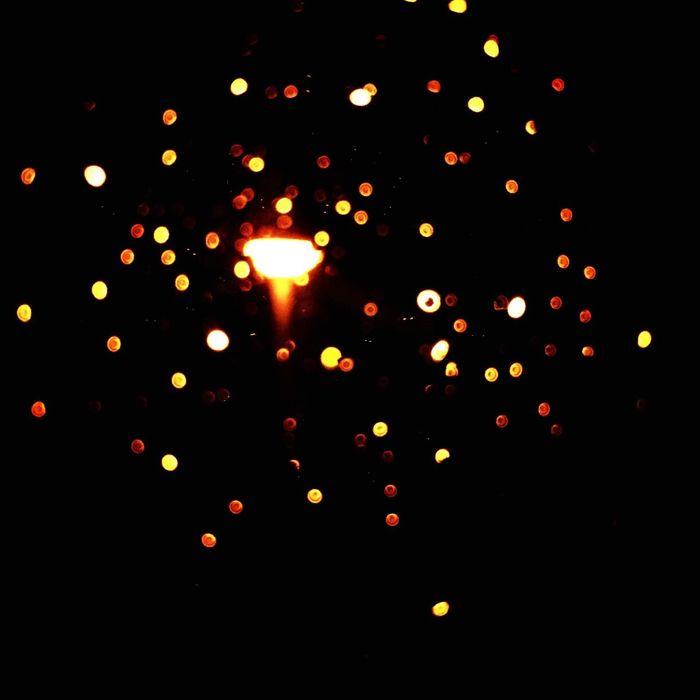 Rainy night.下雨的夜晚。 Rainy Night Night Lights Window First Eyeem Photo