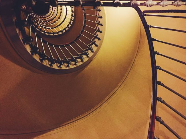 Endless stairs, into the void Staircase Spiral Steps And Staircases Low Angle View Spiral Staircase Architecture No People Horizontal Indoors  Endless Wall Labyrinth Lost Climbing Perspective Vanishing Point Vertigo Exit Through Stairs Stairs_collection Stair Circular Staircases Inside
