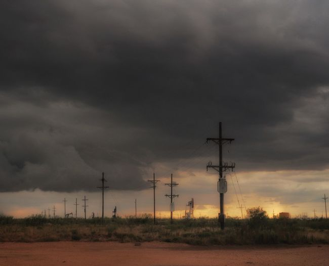 A Day In Plains Texas Clouds Photoart Stormy Weather Fine Art Photography Plains Texas Clouds And Sky Cloudscape Clouds Collection West Texas Skies West Texas Eye4photography  Nikonphotography Pump Jack Oilfield Oil Rig Drilling Energy Oilfiled Oil Wells