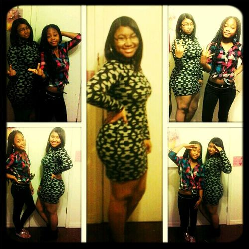 Old But Me Nd Baby/Lil Sister/1st Cuzin. Been Through It All. Love Her Like No Other.!