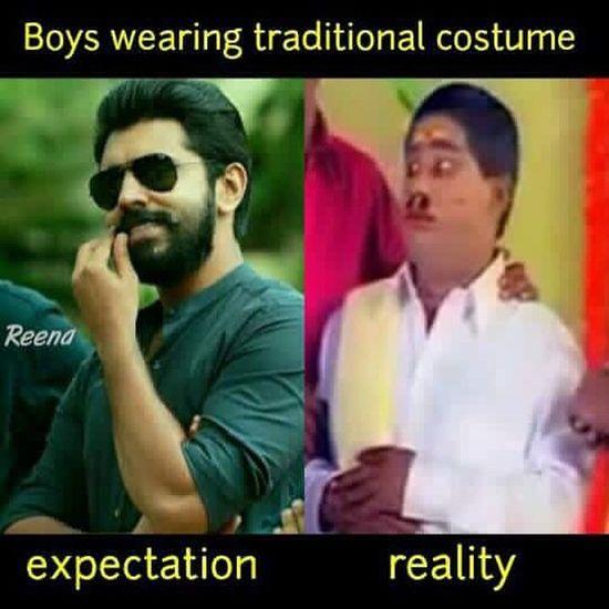Malayalam Premam Meme Expectations Reality 😂😂😂😂