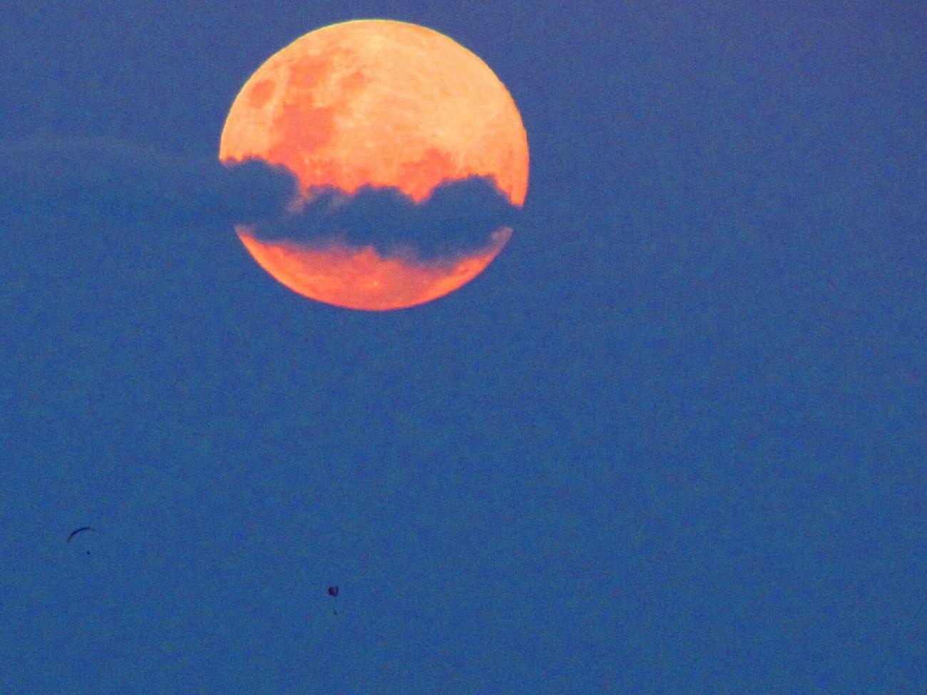 Perfect Sky Moon