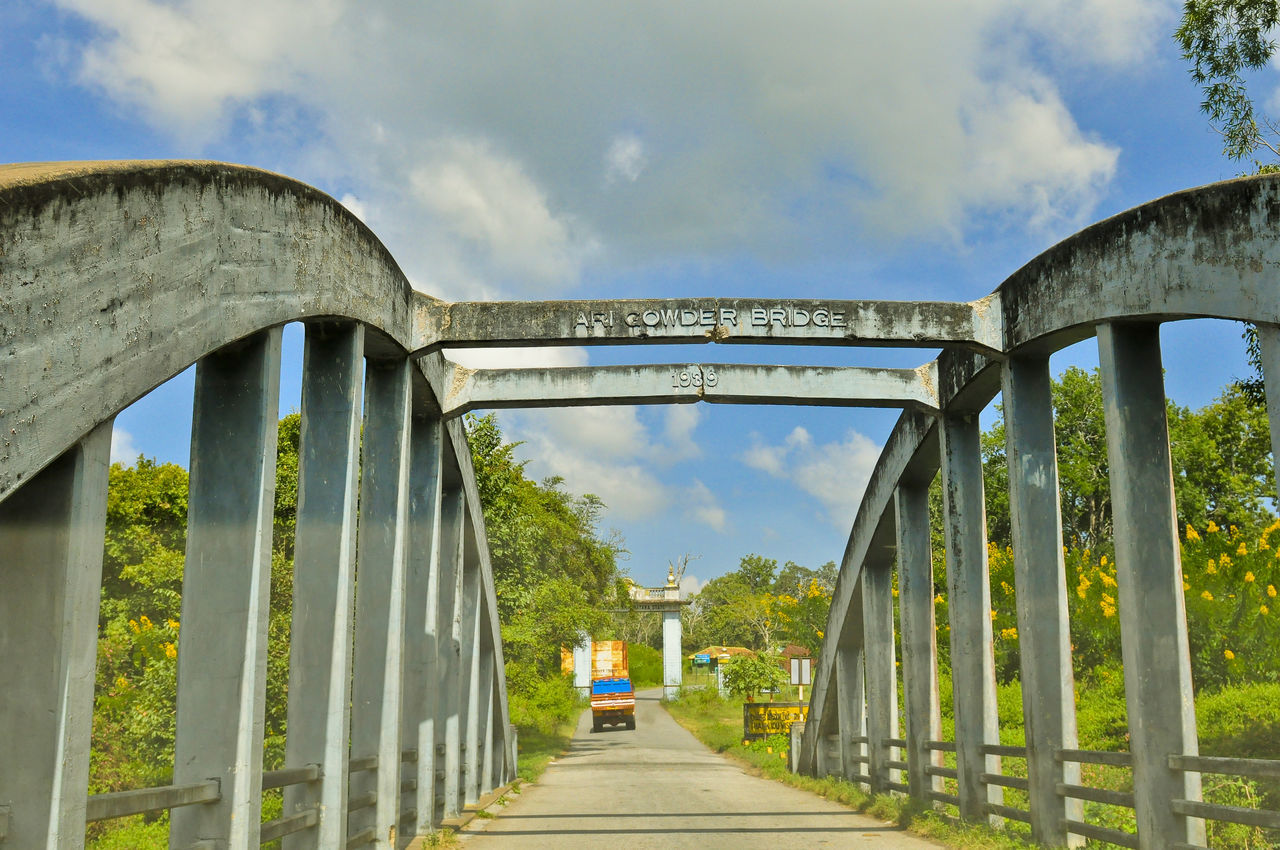 Bandipur Bridge Bridges Enjoying Life Food Mudumalai Nilambur Park Traveling