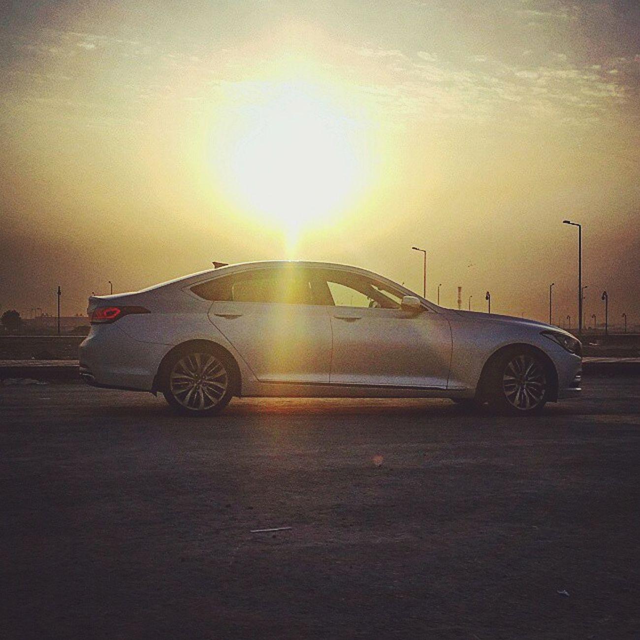 Genesis جينيسس الجمال  الحب الرياض سيارات Car السعودية  😍