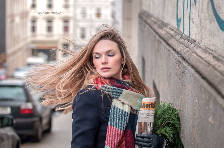 City Only Women Young Adult Long Hair Built Structure Beautiful Woman City Break People Portrait Day Adult Beauty Architecture Emotions Photo Beautiful Girl Gilrs Photos Portraits Blond Hair Young Women Real People Lifestyles Women Beautiful