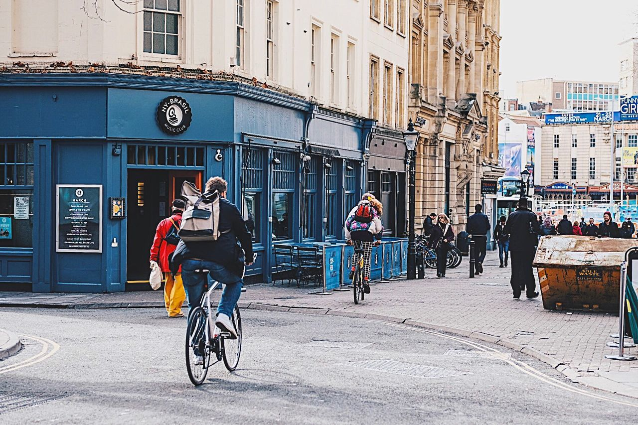 Bikers Urbanphotography City City Life Bikers Streetphotography Street Bicycle