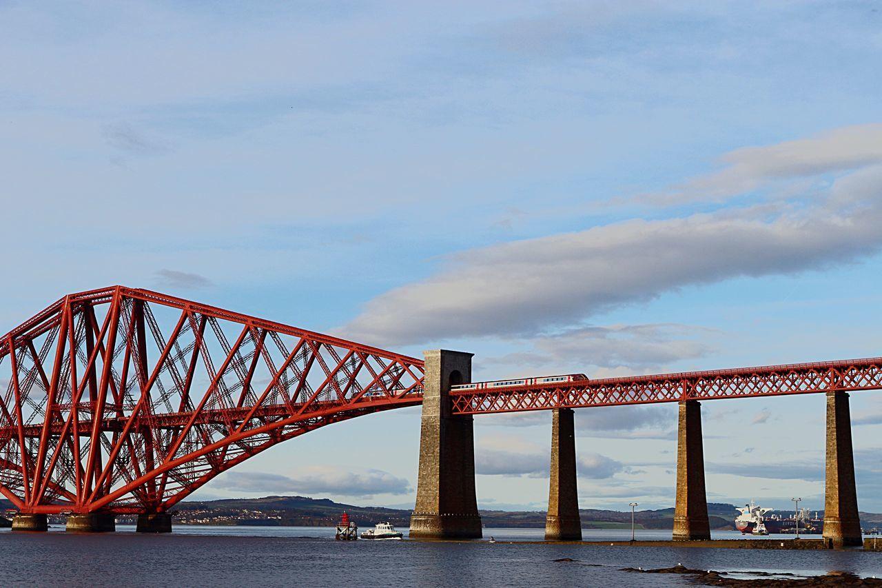 Amazing Architecture The Adventure Handbook EyeEm 2015 Special👌shot Scotland Bridge Traveling Public Transportation Travel EyeEm