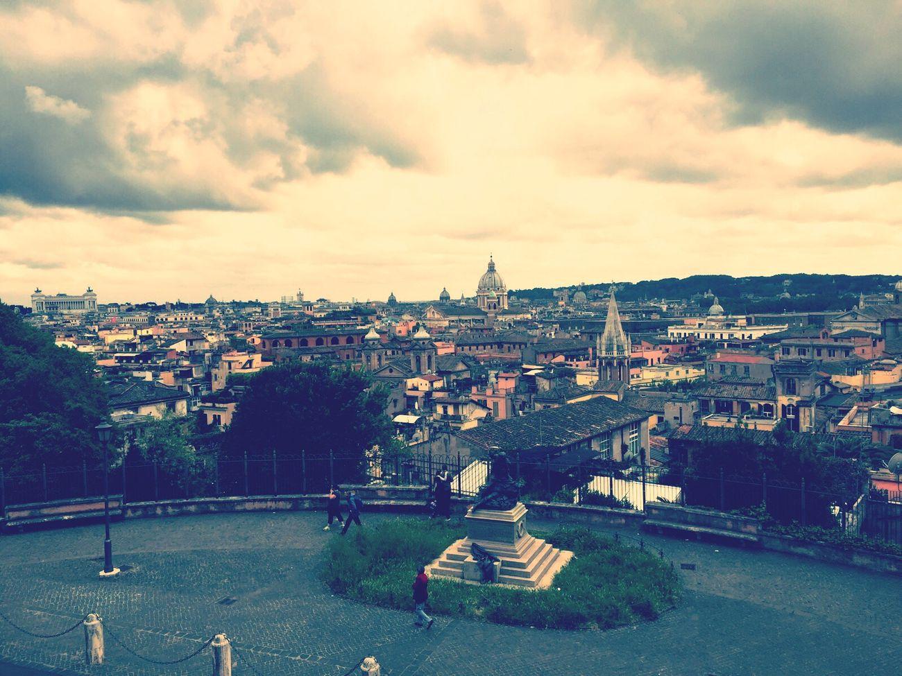 Roma Pincio Streetphotography Quantoseibellaroma