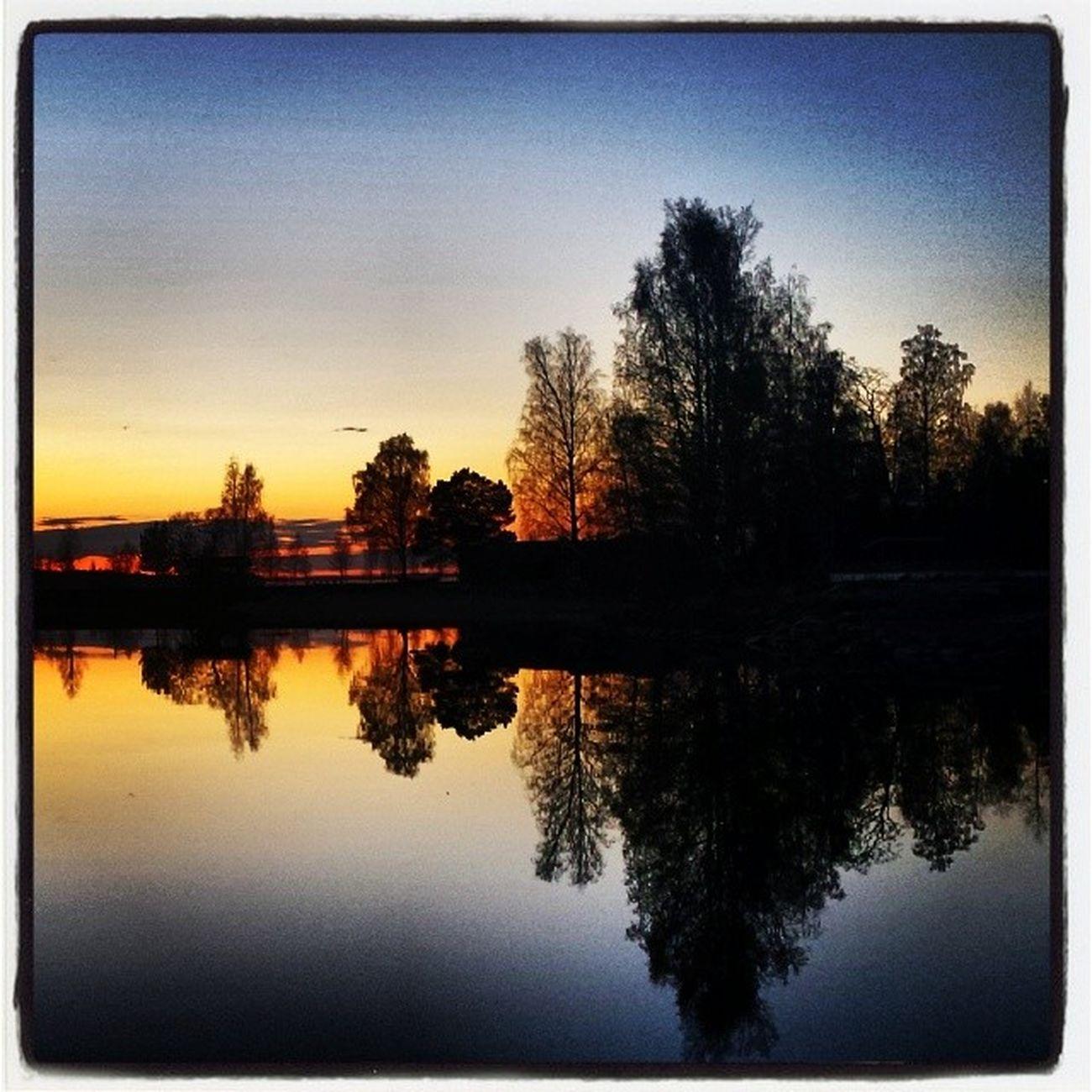 Dalarna Hjortnasbrygga Dalavår Hjortnäs