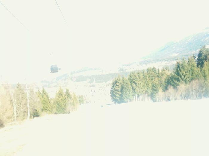 Demasiada luz Showing Imperfection Österreich Austrian Alps Snow Mountain