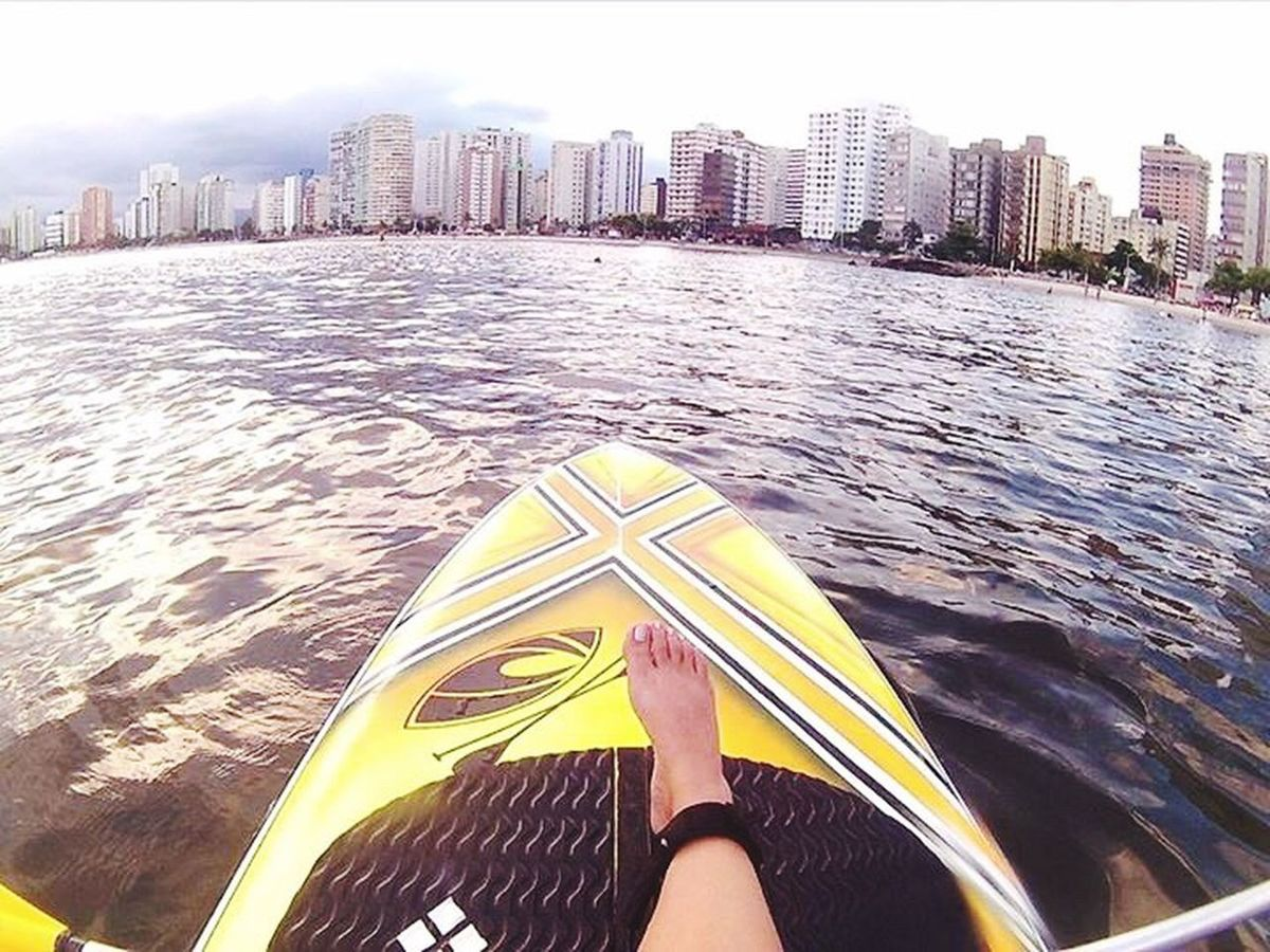 Stand-up Brasil Sup Standuppaddle Ilovestandup Supboard Suplove Surf Life Surfgirl Surf Surf's Up Surf Photography Surfers Paradise Surfer Girl Paradise Moments Relexing Gopro Nature Photography Whather GoPrography