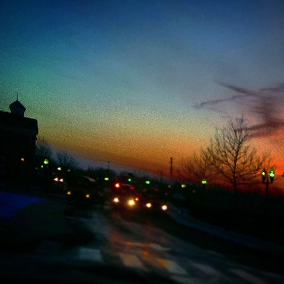 A supreme morning! Eastcoast Dubc Igerspennsylvania Ig_pennsylvania sunrise