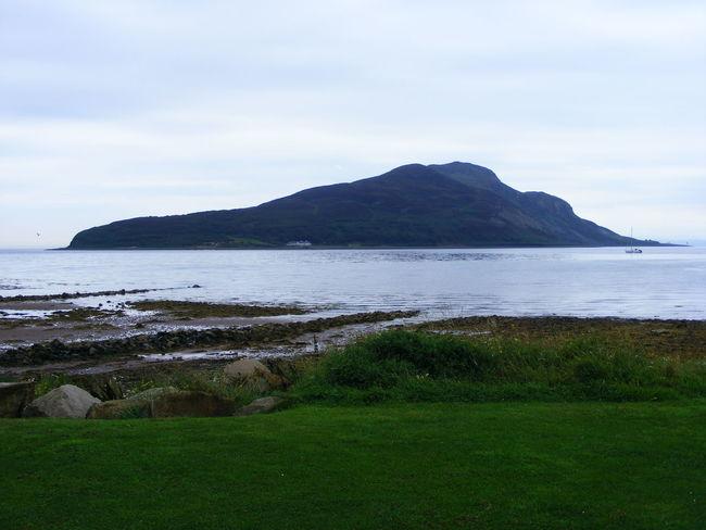 Arran  Ayrshire Ayrshire Coast Ayrshire Scotland Ayrshire, Scotland Beauty In Nature Calm Cloud - Sky Coastline Island Isle Of Arran  Mountain Nature Scenics Scottish Coast Sea Sky Tranquil Tranquil Scene Tranquility Water