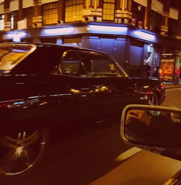 Muscle Car in London Musclecar London