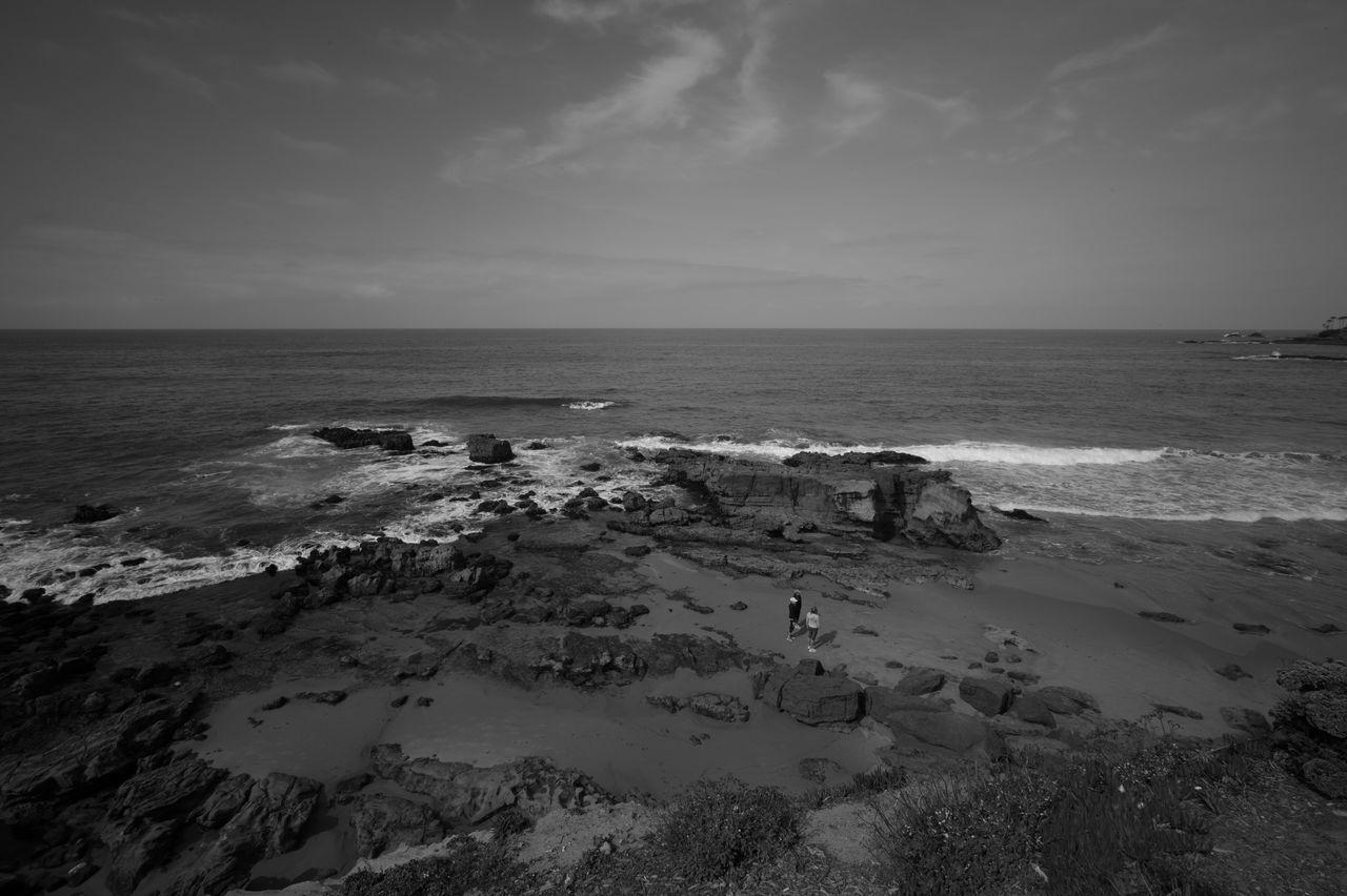 Laguna beach, CA Blackandwhite Scenery Nature Landscape Landscape_Collection Nature_collection Nature Photography