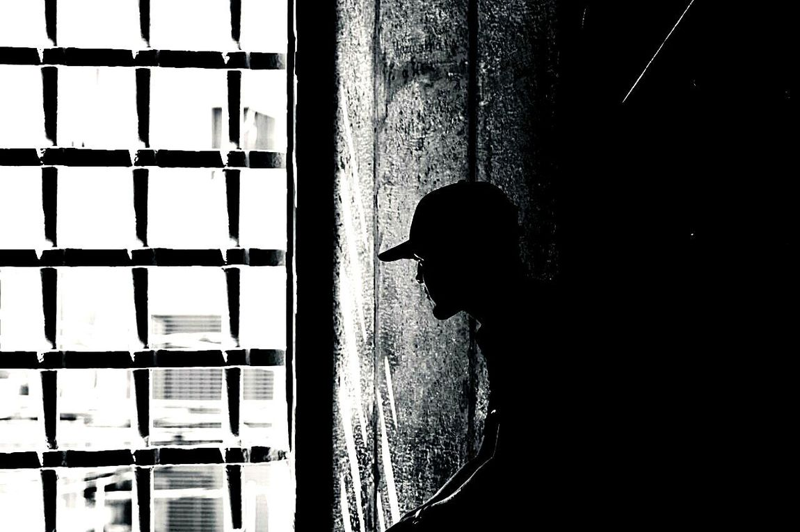 Window Silhouette Only Men One Man Only People Recife The Portraitist - 2017 EyeEm Awards Architecture Light And Dark Light Light And Shadow Casa Da Cultura Fortress Oldbuilding Doors With Stories Prison Cell The Photojournalist - 2017 EyeEm Awards Iron Bars Monument Door Prison Door Prison Windows And Doors Windowview Lonely EyeEm Selects