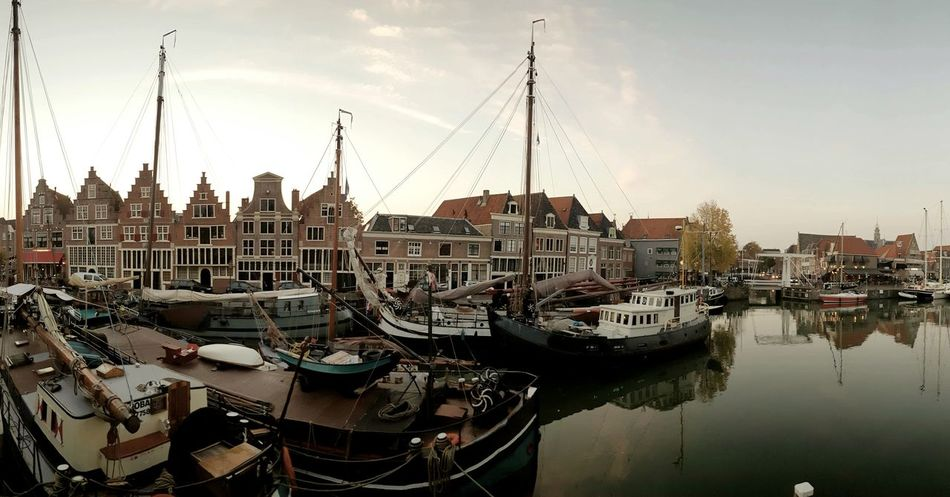 Travel Destinations Water Tourism City Outdoors Architecture Harbor Panoramic Photography Cityscape Dutch Cities Dutch Architecture Exploring New Ground Netherlands Taking Photos Taking Pictures Hoorn, Netherlands Beautiful Architecture_collection Old Town Old Buildings Amazing Architecture Dutch House Hoorn Architectural Detail Amazing View