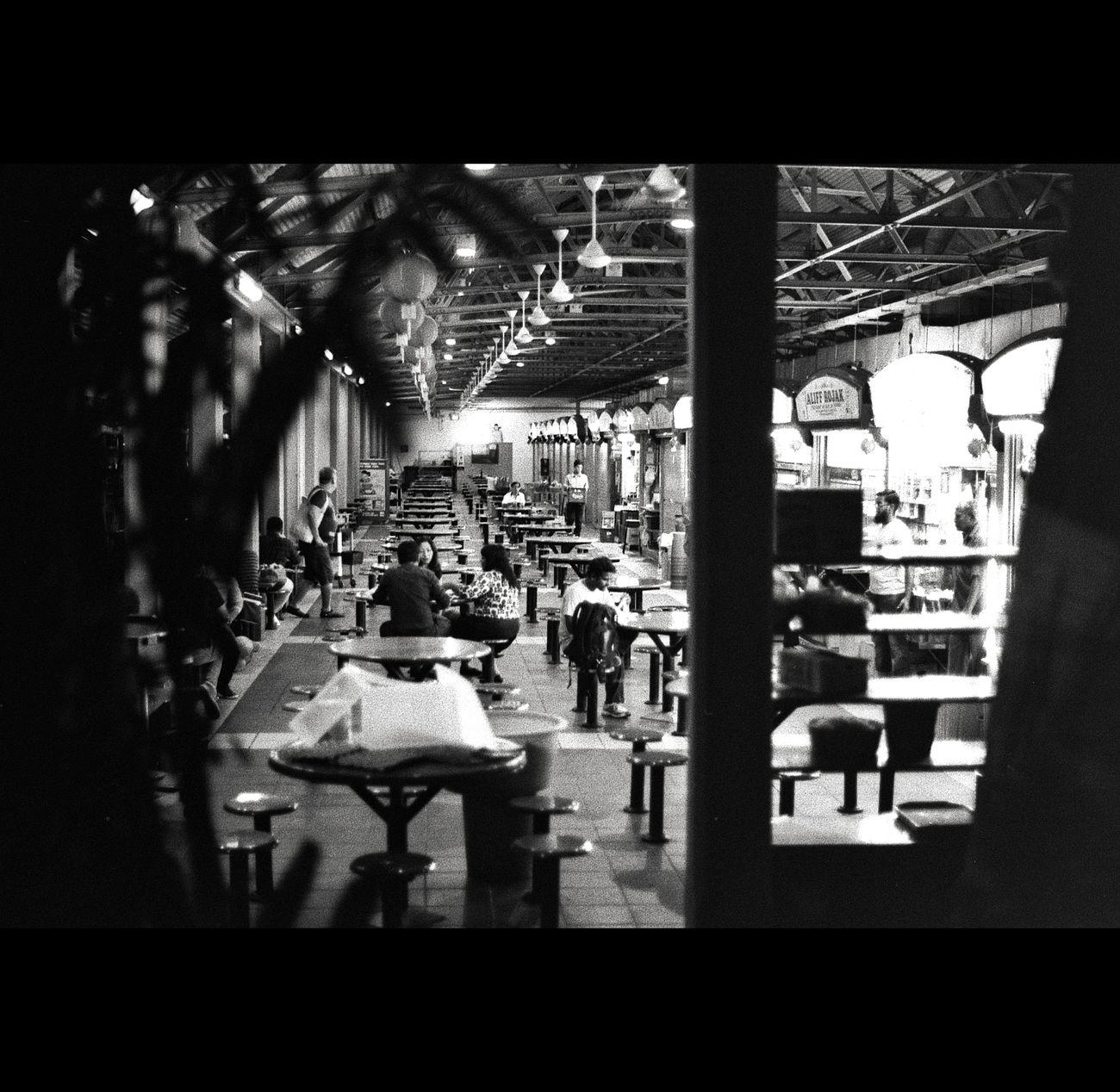City Life Film Photography Filmcamera Emilrauschenberg Filmisnotdead EyeEmNewHere Arts Culture And Entertainment Leica Black And White Leica Lens Leica_camera