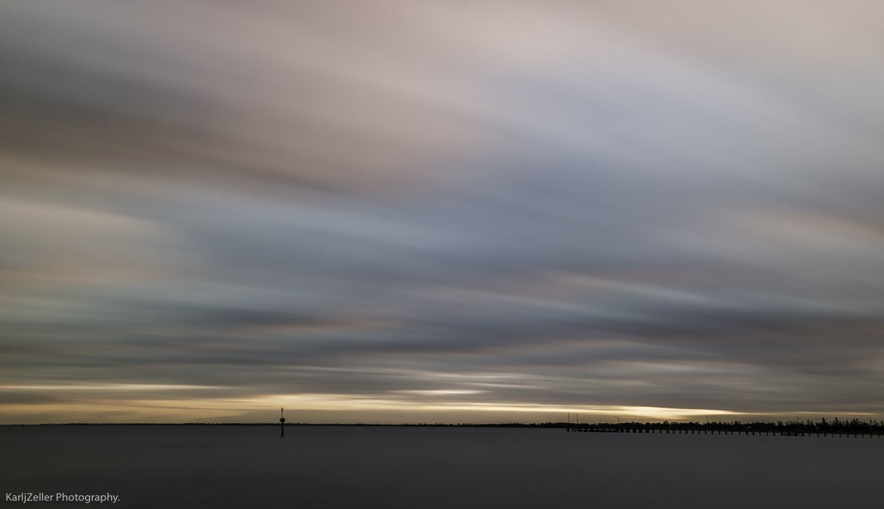 Long Exposure. Beauty In Nature Cloud - Sky Day Lake Long Exposure Photography Nature Nautical Vessel No People Outdoors Scenics Sky Sunset Tranquil Scene Tranquility Water Waterfront